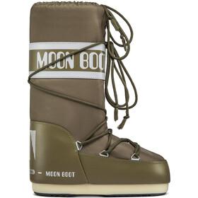 Moon Boot Nylon Boots khaki
